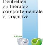 L'entretien en thérapie comportemenatle et cognitive